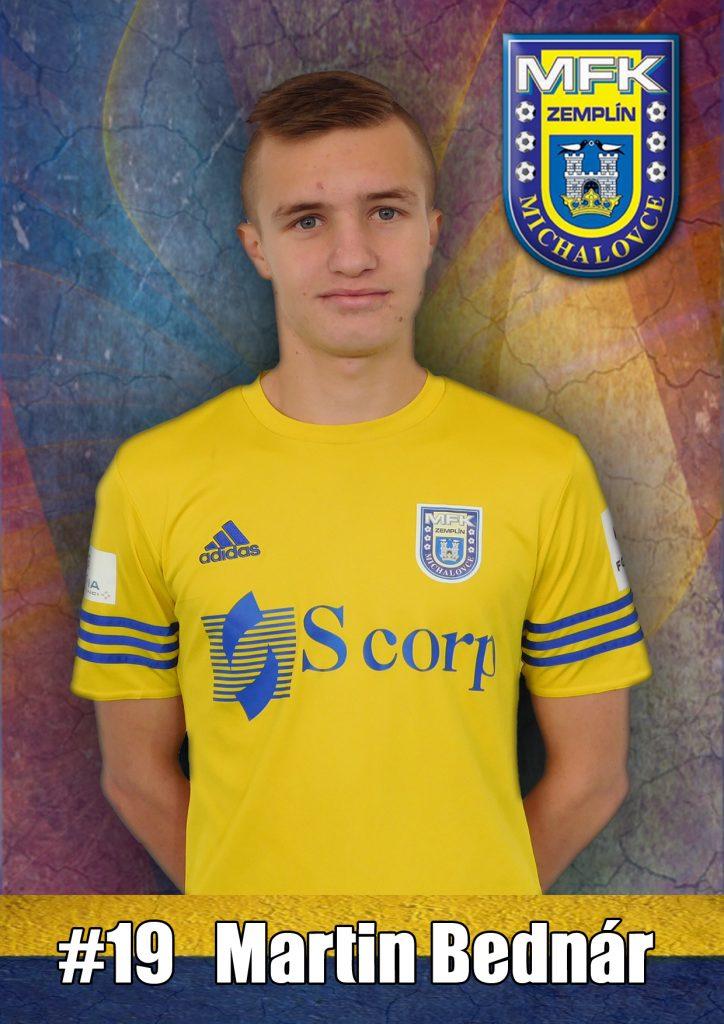 19 Martin Bednar